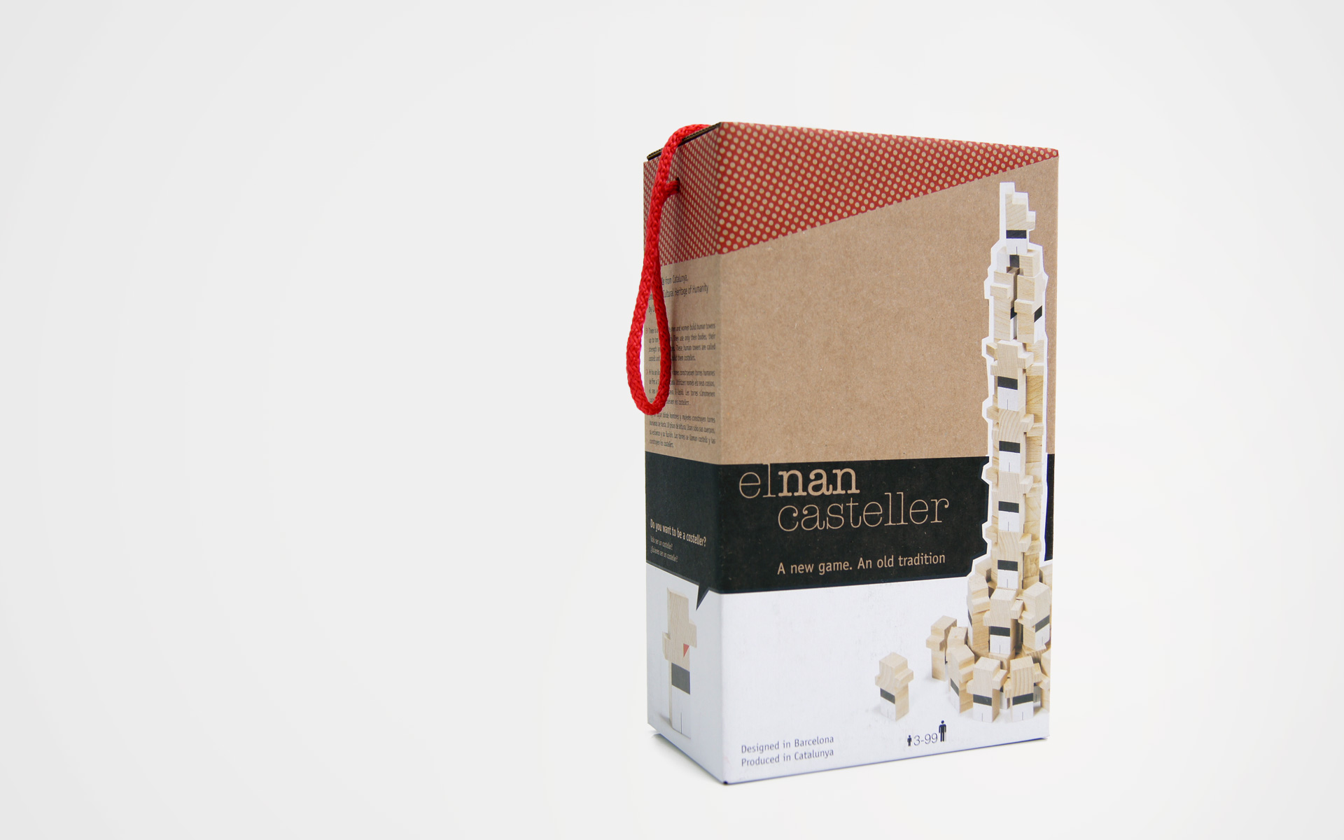 El Nan Casteller > branding and packaging > Nan Creatiu