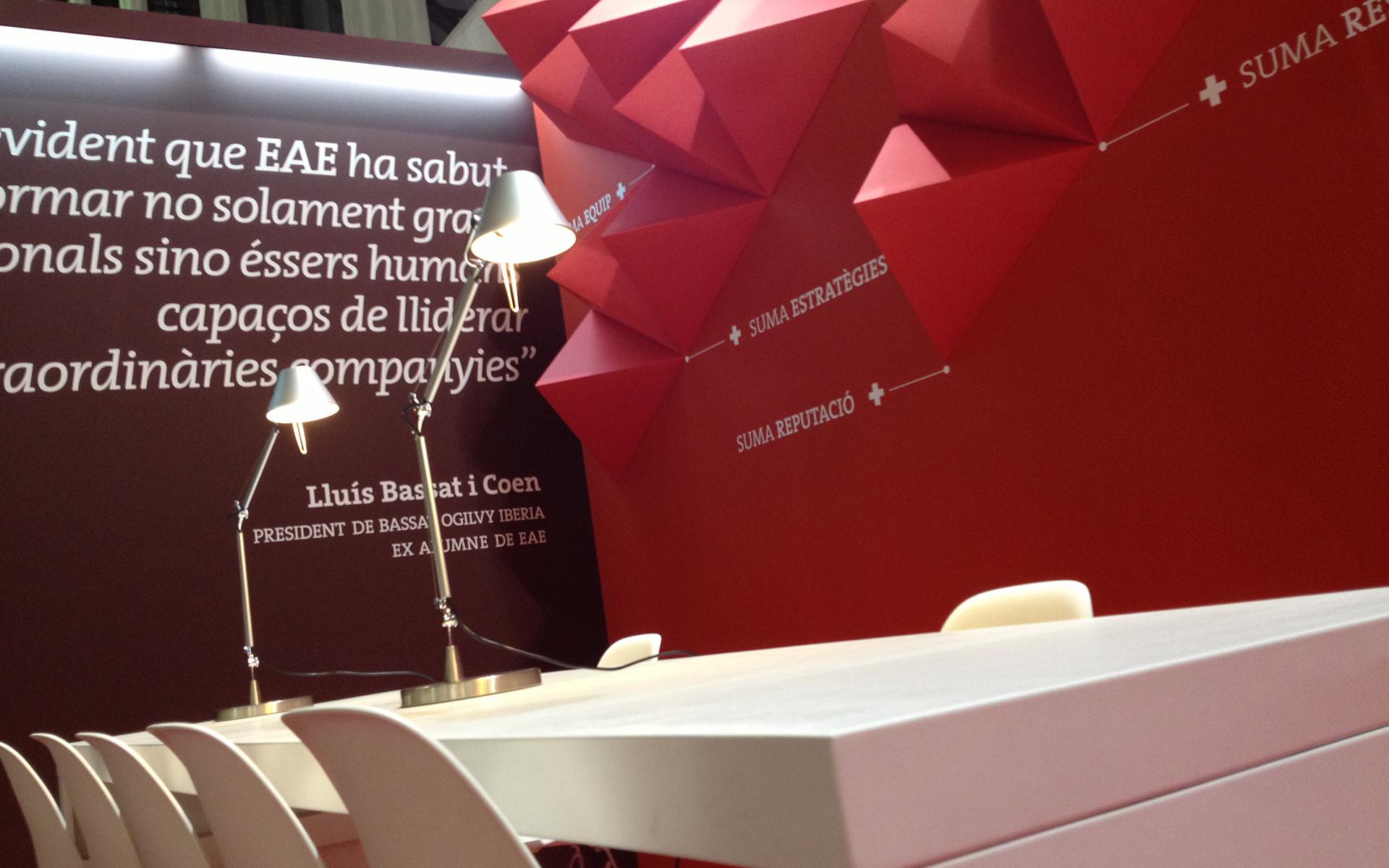 EAE > geometrics > SALO DE L'ENSENYAMENT'13