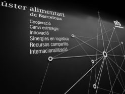 Alimentaria trade fair (EXPO) stand design and construction